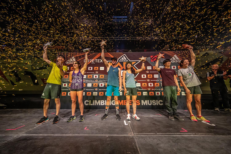 Adidas Rockstars 2018 mans winner Jernej Kruder